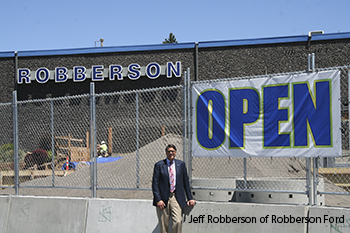 Robberson Ford Bend Or >> Robberson Ford Modernizes A Long Legacy Cascade Business News