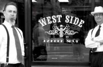 Travis Maxwell & Dan Robeson of Westside Barber Shop