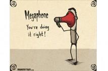 Intrepid Megaphone