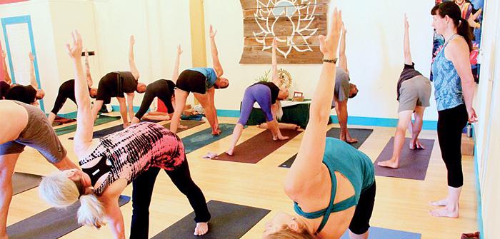 Regular Yoga Provides  Myriad of Health Benefits