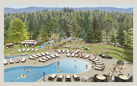 The Cove at Sunriver Resort, opening June 2015