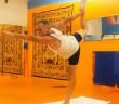 Steve Landry of Hot Yoga Studio in Bend, Oregon