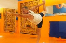 Steve Landry of Hot Yoga Studio in Bend, Oregon