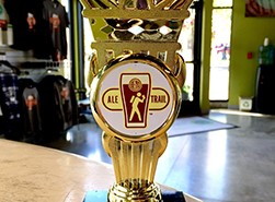 Bend Ale Trail Trophy