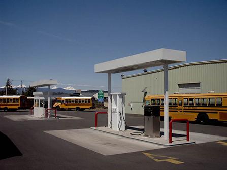 Bend-LaPine Schools propane autogas buses1
