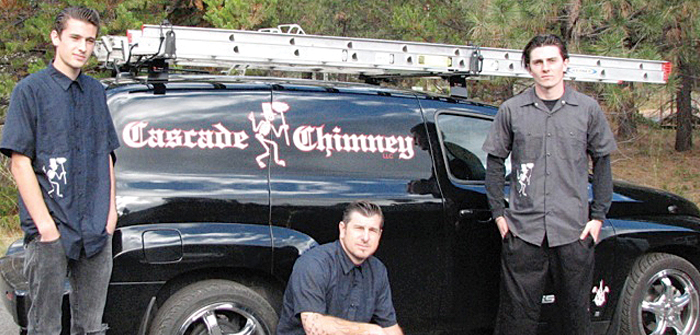 Cascade Chimney Service in Sunriver Wields Impressive Tools