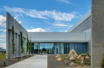 Facebook Data Center, Prineville, Oregon. Photo by Alan Brandt.