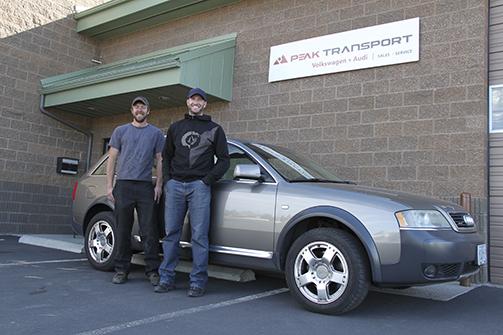 Peak Transport Of Bend Oregon Driven Devotion To Audi VW - Cascade audi