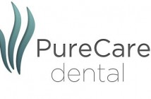 Pure care horizontal logo