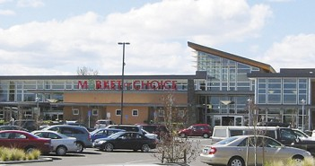 Market of Choice in Corvallis. Photo provided by Dickerhoof Properties.