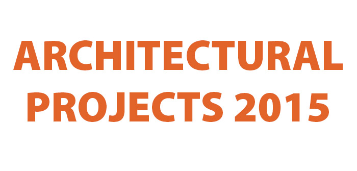 Architectural Projects 2015