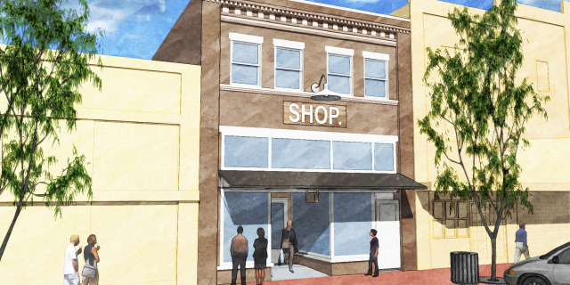 bend oregon e m thompson building gets new owners renovation on