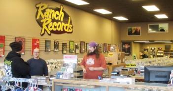 Ranch Records Bend Oregon