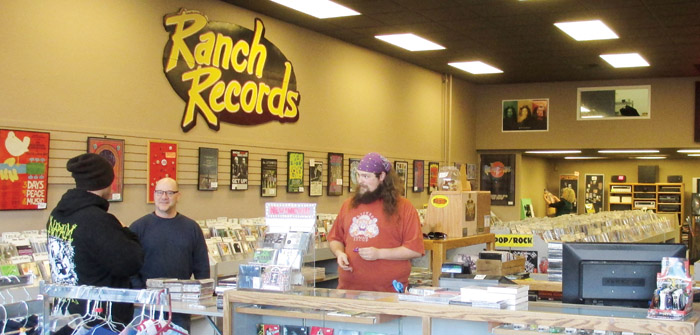 Ranch Records Shuffles to a New Location