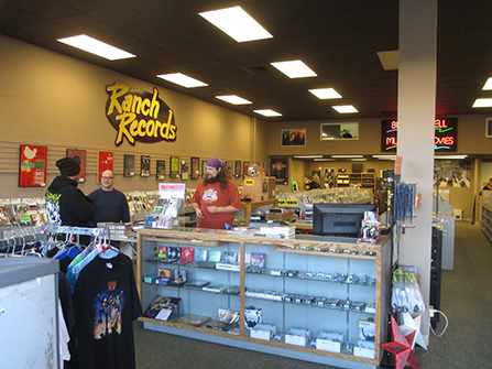 Ranch Records In Bend Oregon Shuffles To A New Location