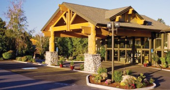 Riverhouse, Bend, Oregon