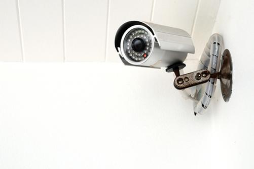 Install surveillance camera system