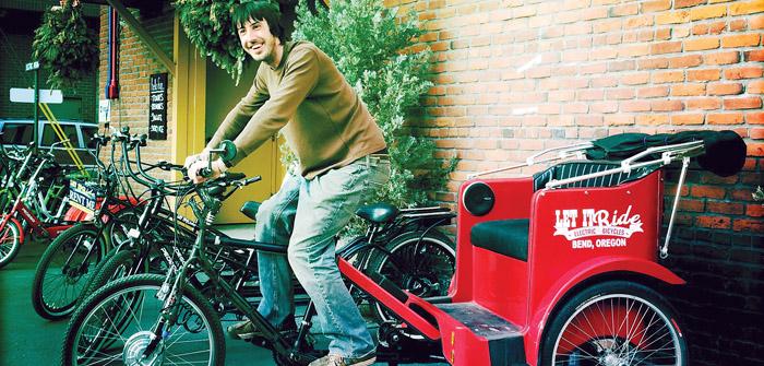 Let It Ride! Bend Oregon