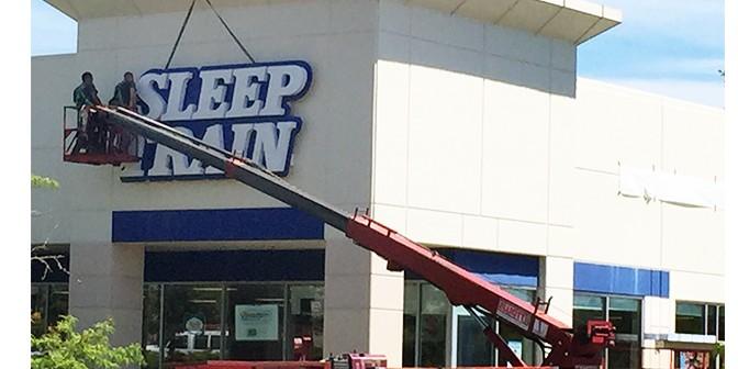 sleep train