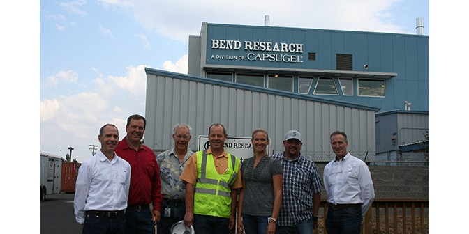 bend research
