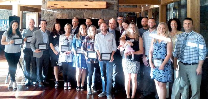 2015 Accomplished Under 40 Award Winners
