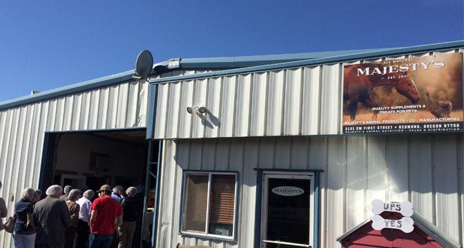 Redmond Showcases Local Food Manufacturing Companies - Cascade