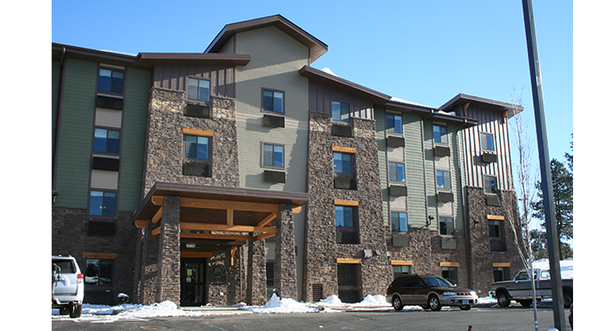New Economy Hotel Opens In Old Mill 63 Room My Place Facility Offers Affordable Accommodation Option