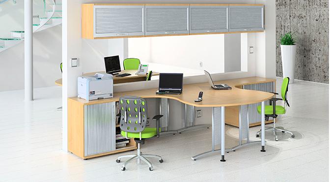 Make a Small Office Feel Larger - Cascade Business News