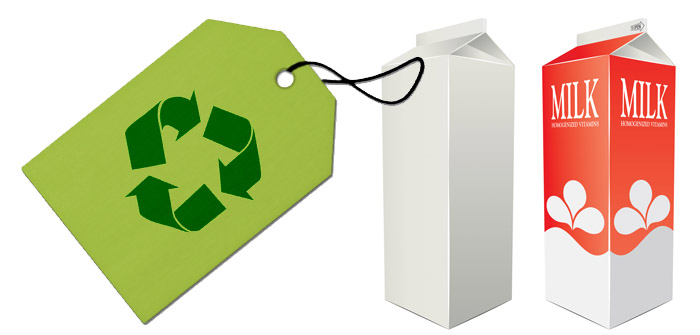 Recycle Milk Jugs