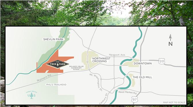 Settlement Reached In The Bend Oregon Tree Farm Luba Appeal