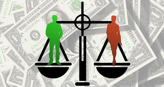equal gender pay