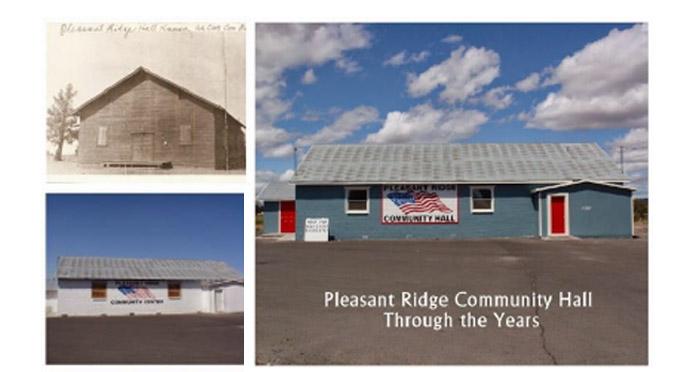 Pleasant Ridge Community Hall Association In Central