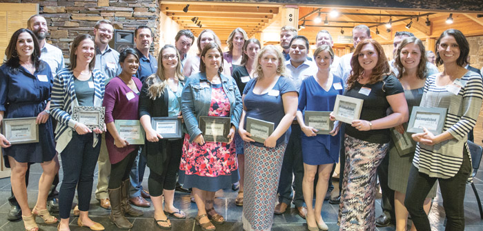 2016 Accomplished Under 40 Award Winners