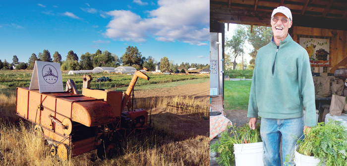 Bend's Oldest Community Supported FarmDoubles Its Shares