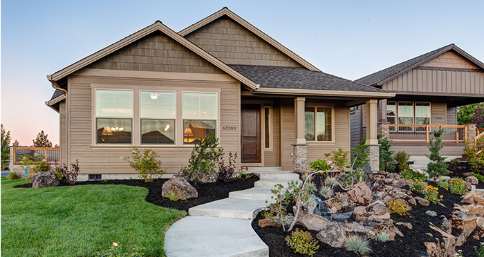 New era homes semi custom homes offer affordable luxury for Cheap luxury homes