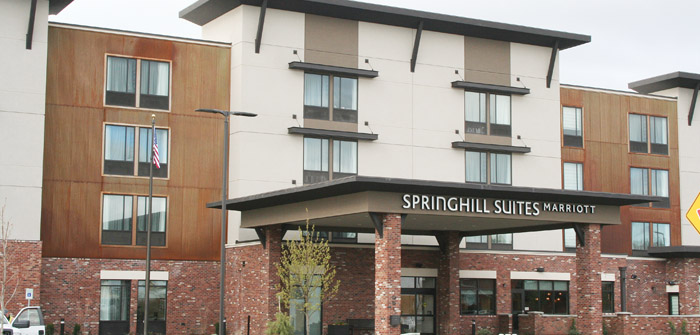 New Hotel Unveiled In Old Mill District