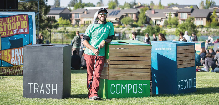 Les Schwab Amphitheater Take Note Sustainability Initiative