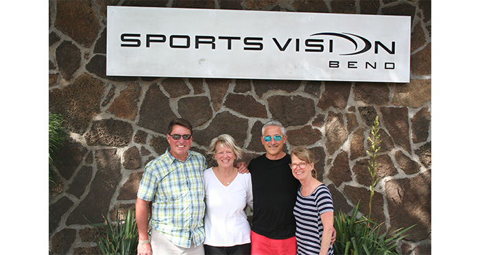 Fresh Focus for Sports Vision Bend