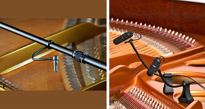 piano-mics