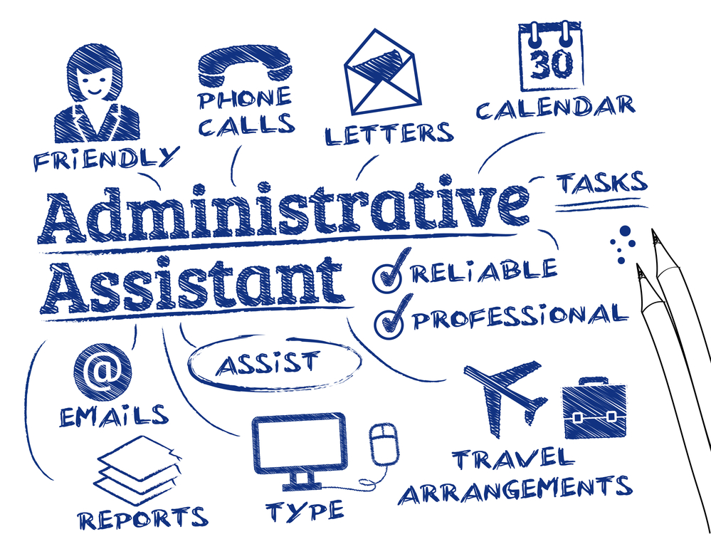 5 things to include in your entry level administrative assistant