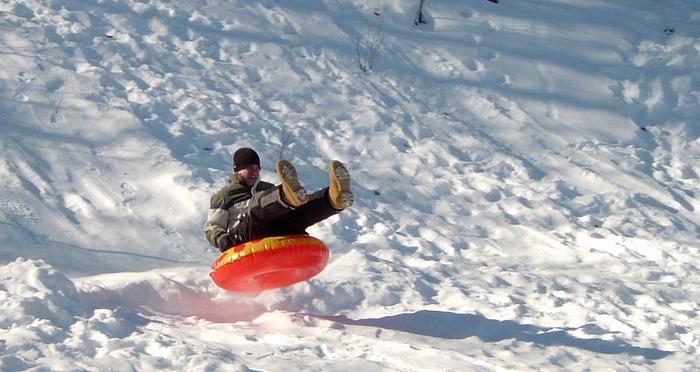 snow-tube