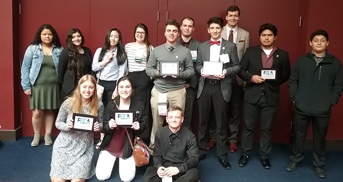 Redmond High School FBLA
