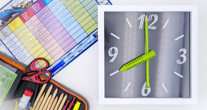 school-clock