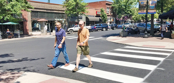 Why Walkability Is Great for Business