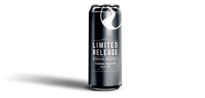 Sunriver Brewing Co. Limited Release 16oz Can Release