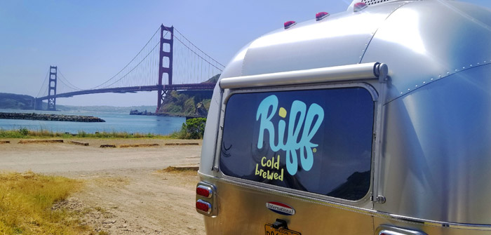 Riff Cold Brewed Lands in San Francisco with UNFI Partnership