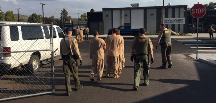 New Crook County Jail in Prineville Open for Business