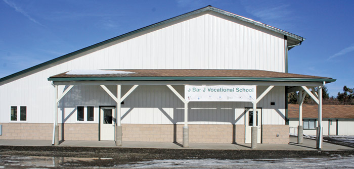J Bar J Youth Services Unveils New Vocational School at Boys Ranch