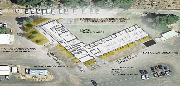 Griffin Construction / Steele Associates Win Emigrant Creek Interagency Fire Facility & Condon School District