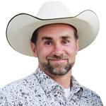 Ryan Moeggenberg Owner of Cowboy Carriage